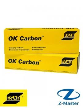 Угольный электрод OK Carbon DC pointed 4x305 0700007002 Esab (Эсаб)