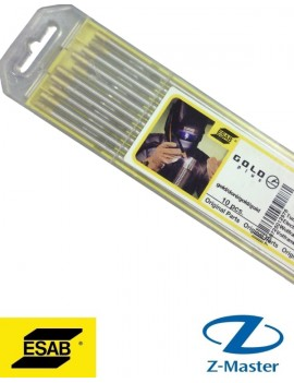 Вольфрамовый электрод Tungsten Gold Plus 2,0x150 mm 0151574243 Esab