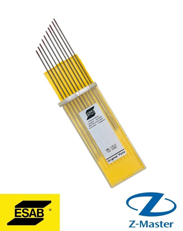 Вольфрамовый электрод Tungsten Pure 3,2x175 mm 0151574011 Esab (Эсаб)