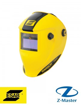 Маска Сварщика WARRIOR Tech Yellow Желтая 0700000401 Esab