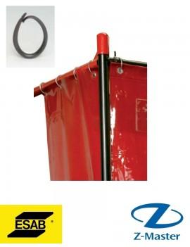 Пластиковые кольца для сварочных штор SLIDING HOOKS, 7-PACK 0700008007 Эсаб