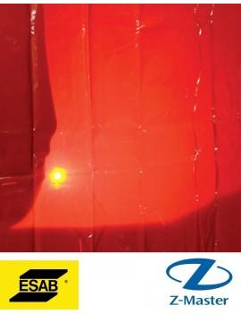 Сварочная штора красная Mobile curtain red, 2x2 m 0000595315 Esab