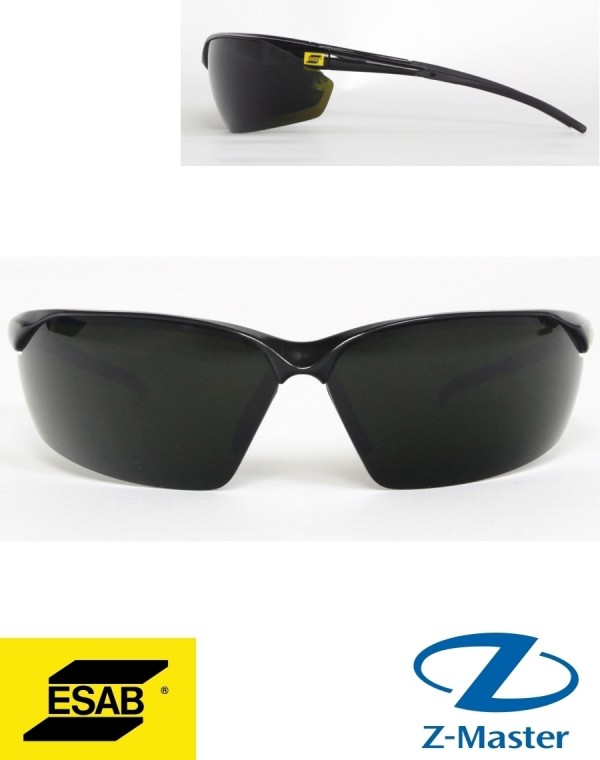 Очки защитные Warrior Spec Shade 5, затемнение DIN 5 0700012033 Эсаб