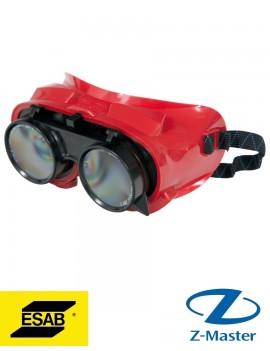 Очки сварщика ESAB flip front goggle DIN5 rd 0700012022 Esab