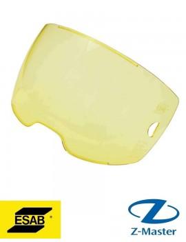 Внешнее усиленное (HD) защитное стекло для SENTINEL A50, желтое