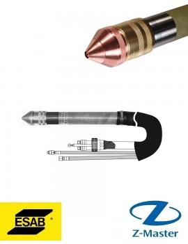 Горелка РТ-600 с кабелем 12 ft.(3,7 м) 0558001829 Esab