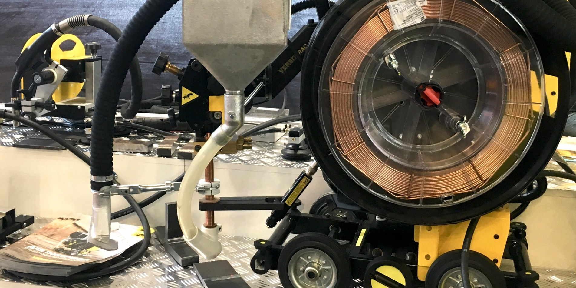 Автоматическое сварочное оборудование эсаб