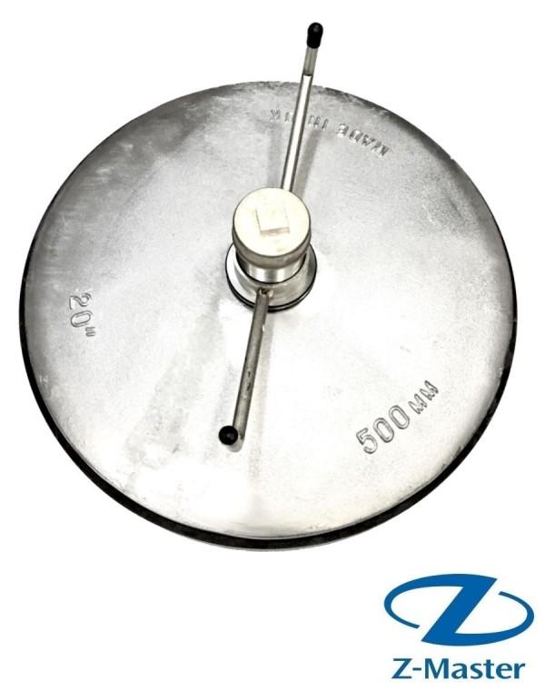 Алюминиевая сварочная заглушка APP 508 34062000