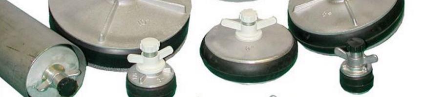 Алюминиевые сварочные заглушки