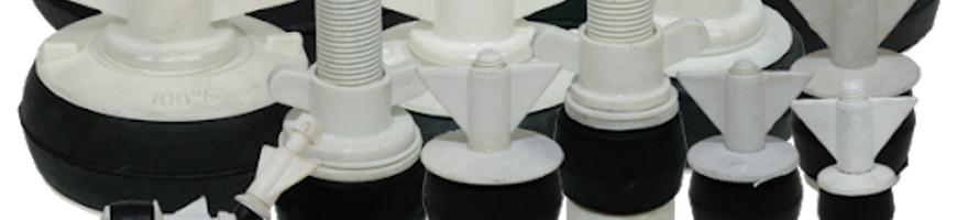 Сварочные пластиковые заглушки